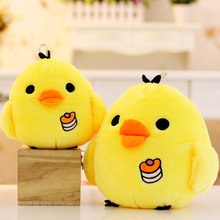 Small chicken doll chick dolls pillow girls gift child plush toy