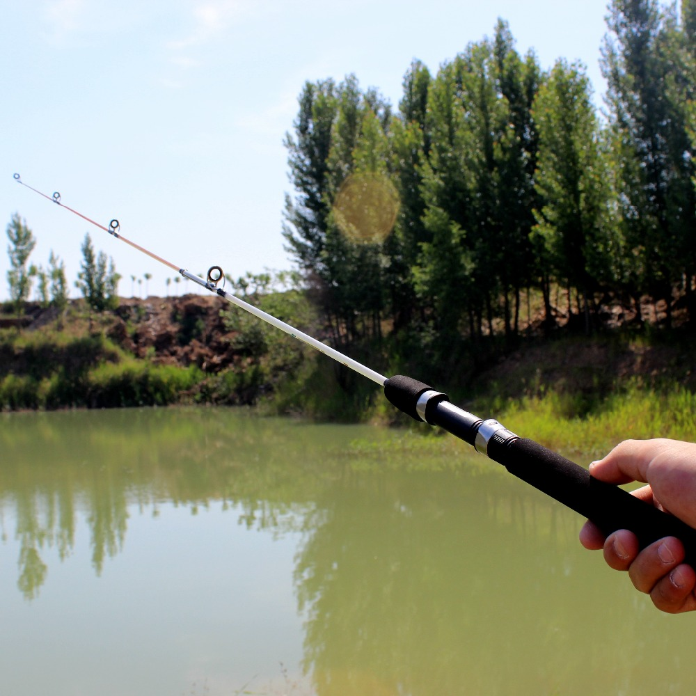 Cheap fishing rods travel spinning casting for Good cheap fishing rods
