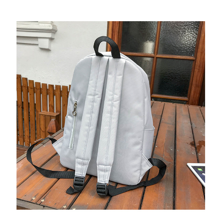 Trendy Canvas backpack women travel 2018 Fashion Lace up School Bags for teenage  girls Large Capacity Ladies Rucksack Mochila-in Backpacks from Luggage ... d0dcdc889e