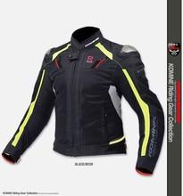 KOMINE JK - 63 titanium alloy jacket Drop the motorcycle jacket road cycling jacket summer jacket