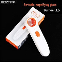 Wozniak 20x ledハンドヘルド虫眼鏡修理マザーボード回路基板