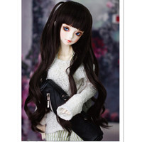 1 3 1 4 1 6 BJD Doll Wigs Synthetic Doll Hair Accessories High Temperature Wire