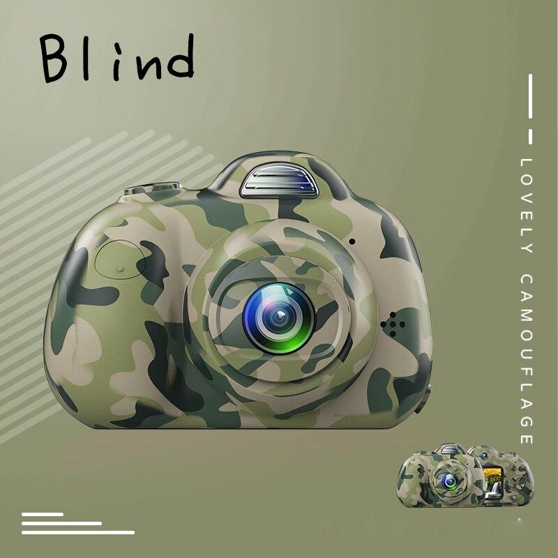 2.0 pouces HD 1080 P Mini enfants caméra enfants avant et arrière double lentille caméra vidéo numérique reconnaissance du visage Camara Fotografica Cam - 6