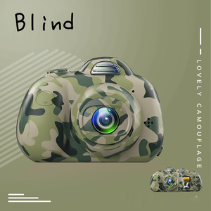 Image 5 - Miniเด็กกล้องHD 1080P 2.0นิ้วเด็กด้านหน้าหลังDual Lensกล้องวิดีโอดิจิตอลFace Recognition Camara Fotografica cam