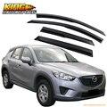Для 2013-2016 Mazda CX-5 Курил Aero JDM Дефлекторы Stick На Окна Козырьки США Внутренний Бесплатная Доставка