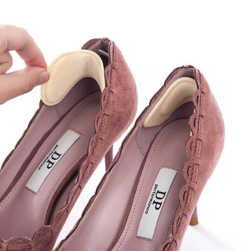 1 пара Высококачественная губка Невидимый назад мягкие пятки колодки для обувь на высоком каблуке сцепляющий клей лайнер подушки вкладыши стельки HT3