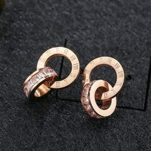 69b6c2bf4 ENDELI 2018 New Earrings For women minimalist set female