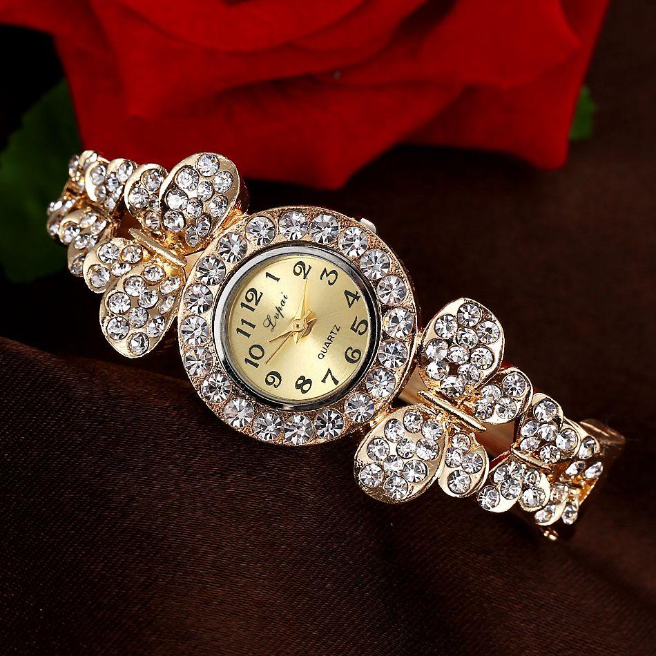 17 женщин Из Нержавеющей Стали Кварцевые Часы цена