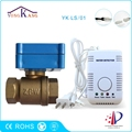 Yongkang Water Leakage Security Alarm System Equipment with DN15 Motorized Valve Automatic Shut off Valve