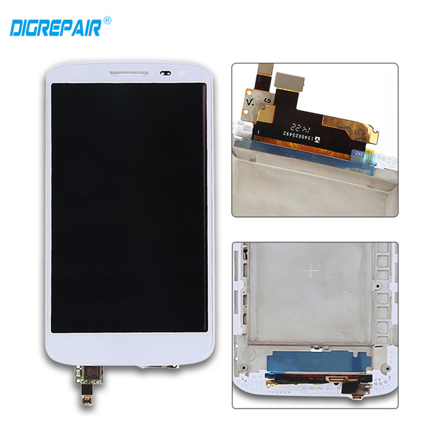 100%Tested For LG G2 mini/D620 LCD Display Screen Glass Panel +Touch ...
