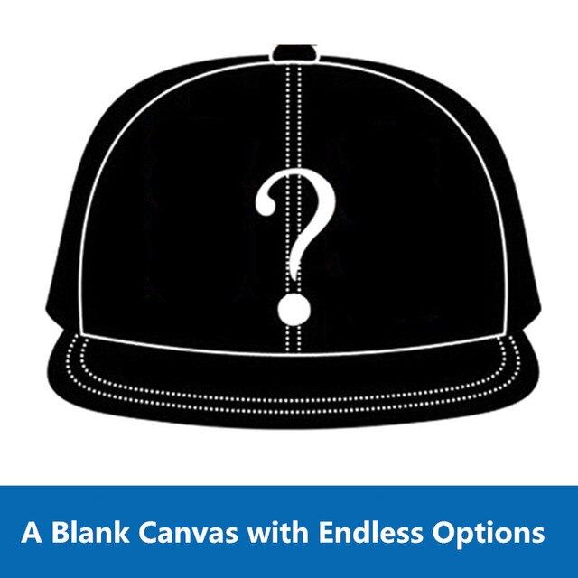 697bd5800ea Zefit custom cap Men s snapback baseball flat brim custom hat customized  design small order free shipping
