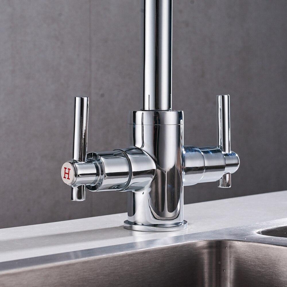 Color Kitchen Faucets
