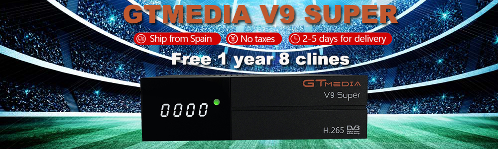 gtmedia V9 super