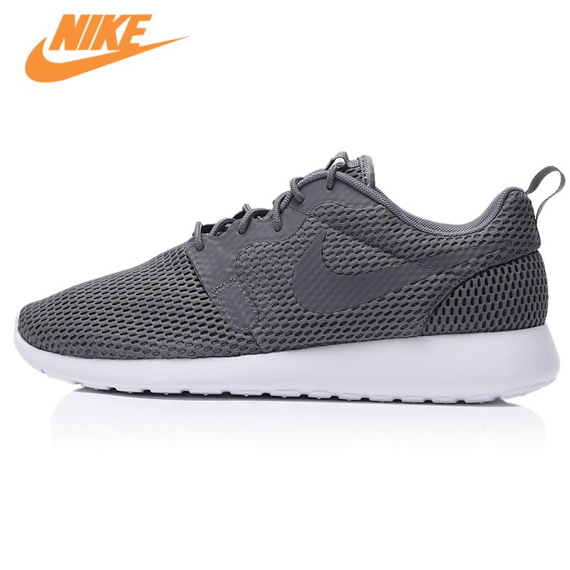Original New Arrival Authentic Nike ROSHE ONE Men's Mesh Breathable Light Running Shoes Sneakers Trainers 2017brand sport mesh men running shoes athletic sneakers air breath increased within zapatillas deportivas trainers couple shoes