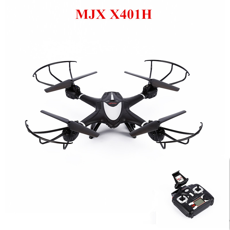 WIFI FPV 0.3MP HD Camera Drone RC Quadcopter Altitude Hold 3D Flip Helicopter RTF for MJX X401H квадрокоптер радиоуправляемый mjx bugs 3