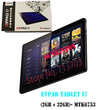 2017 New Arrival Smart TV Box EVPAD Tablet i7 2GB 32GB: 2.4GHz/5GHz Dual WiFi Support Dual SIM Cards Asia's TV Live Channels