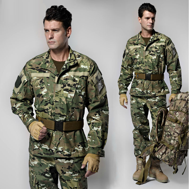 US Army CS Paintball Combat Uniform Military Camouflage ... - photo#19