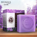 Lavender Fragrance !! 2pcs Lavender Essential Oil Handmade Soap Whitening Skin Long Lasting Hydrating For Washing Shower