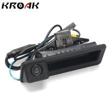 Kroak CCD вид сзади автомобиля Камера для BMW 5 серии M5 E39 E60 E61 Реверсивный резервного Камера