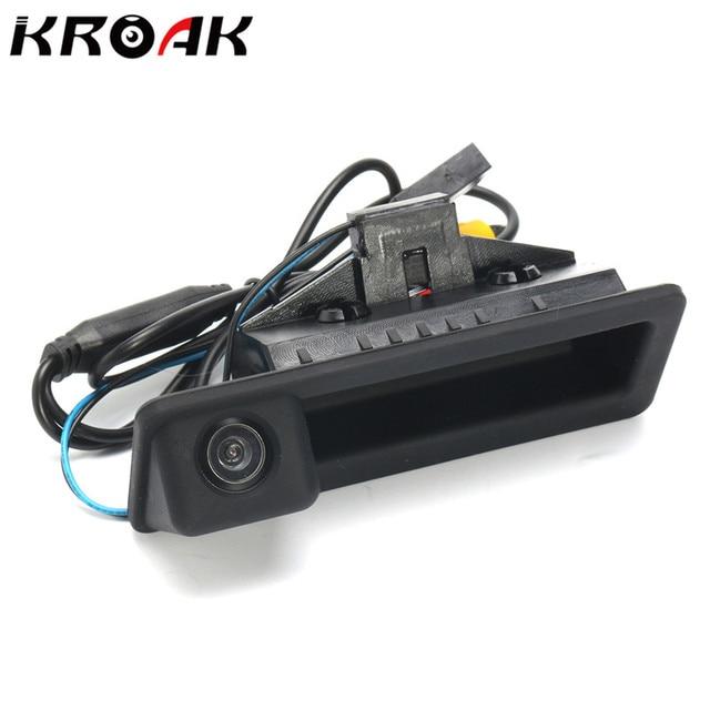 KROAK CCD Car Rear View Camera for BMW 5 Series M5 E39 E60 E61 Reversing Backup Camera