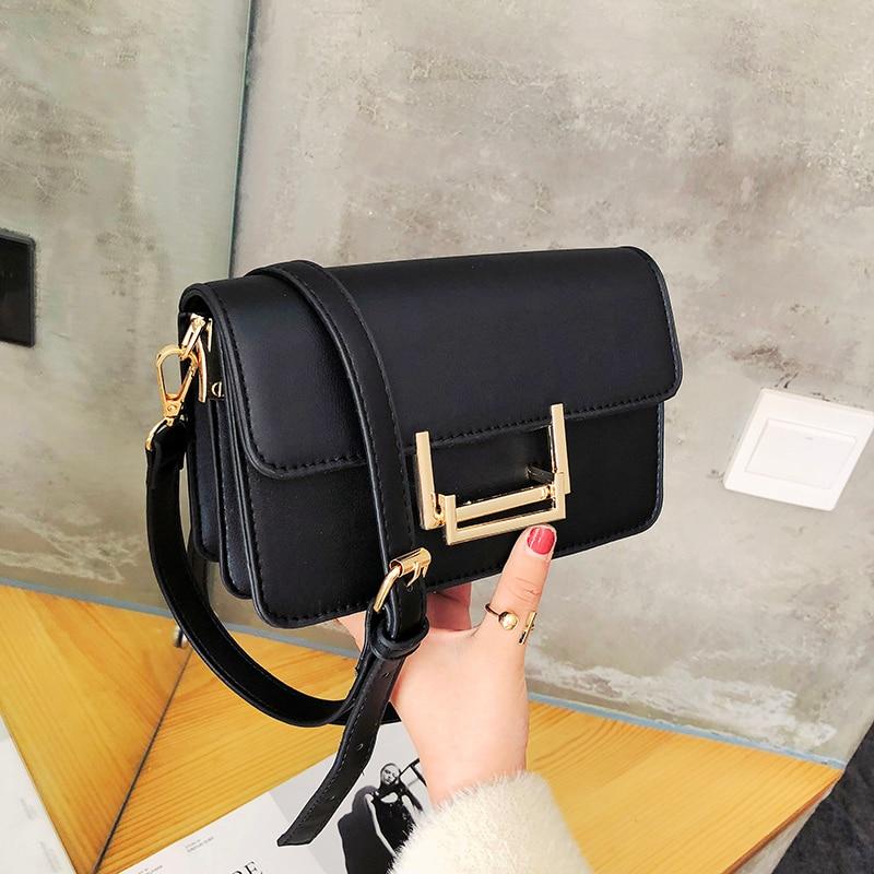 Small Women Bags PU leather Messenger Bag Clutch Bags Designer Mini Shoulder Bag Women Handbag bolso mujer purse sac a main femm 3