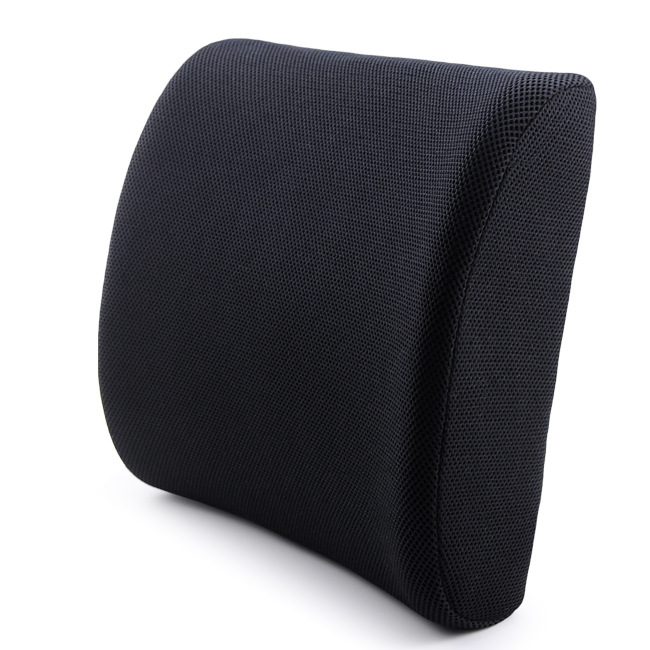 2018 Limited Promotion Selling 100% No Odor Memory Cotton Waist On Office Chair To Protect The Cushion Car By Custom