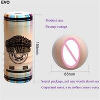 EVO яйцо мастурбатор для мужчин искусственное влагалище искуственная вагина секс-игрушки для мужчин взрослые игрушки интимные товары для се...