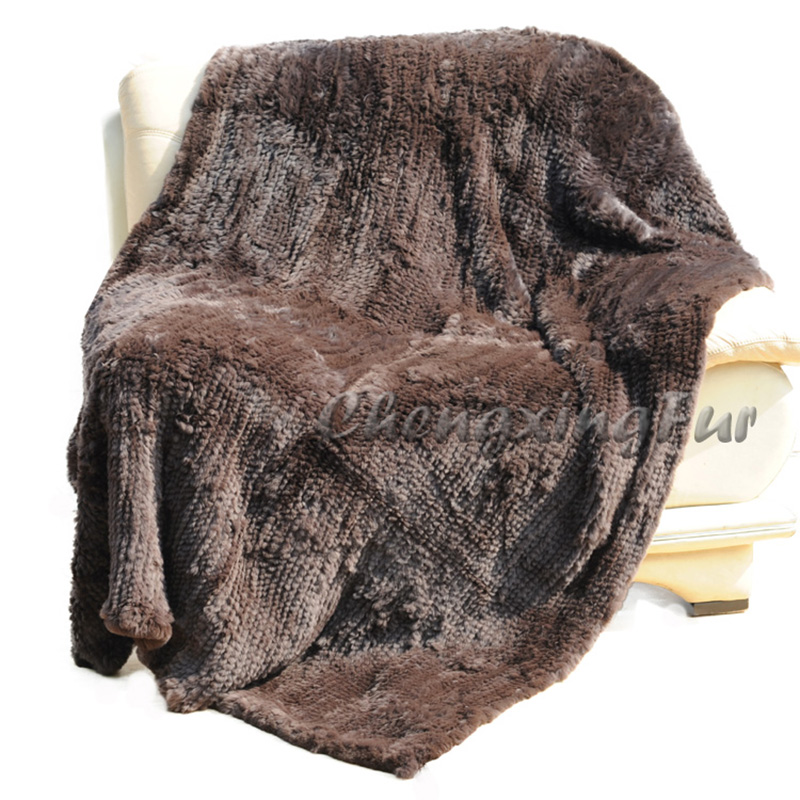 Straightforward Cx-d-95b Rex Rabbit Fur Blanket For Bed Home Rugs And Carpets For Living Room Fur Rug Bed Real Fur Throw Refreshing And Beneficial To The Eyes Smart Home