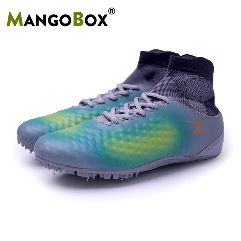 Nouveau Luxe Hommes et Femmes Exécutant Des Sprints Chaussures Designer Garçons Football Longue Pointe Bottes Chaussures Antidérapantes Hommes Santé Feiyue Chaussures
