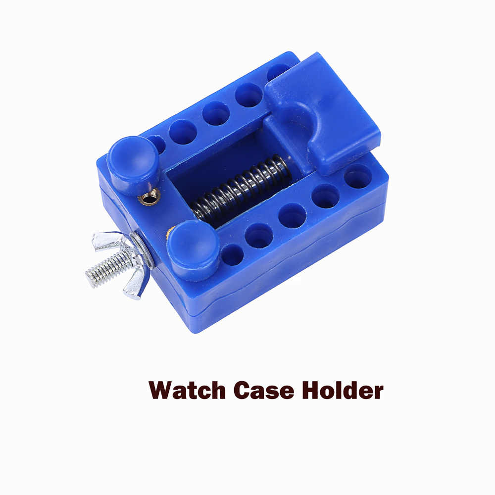144Pcs Watch Tools Watch Opener Repair Tool Kit Clock Repair Tool Kit Case Opener Link Watch Pin Remover Set Spring Bar Factory