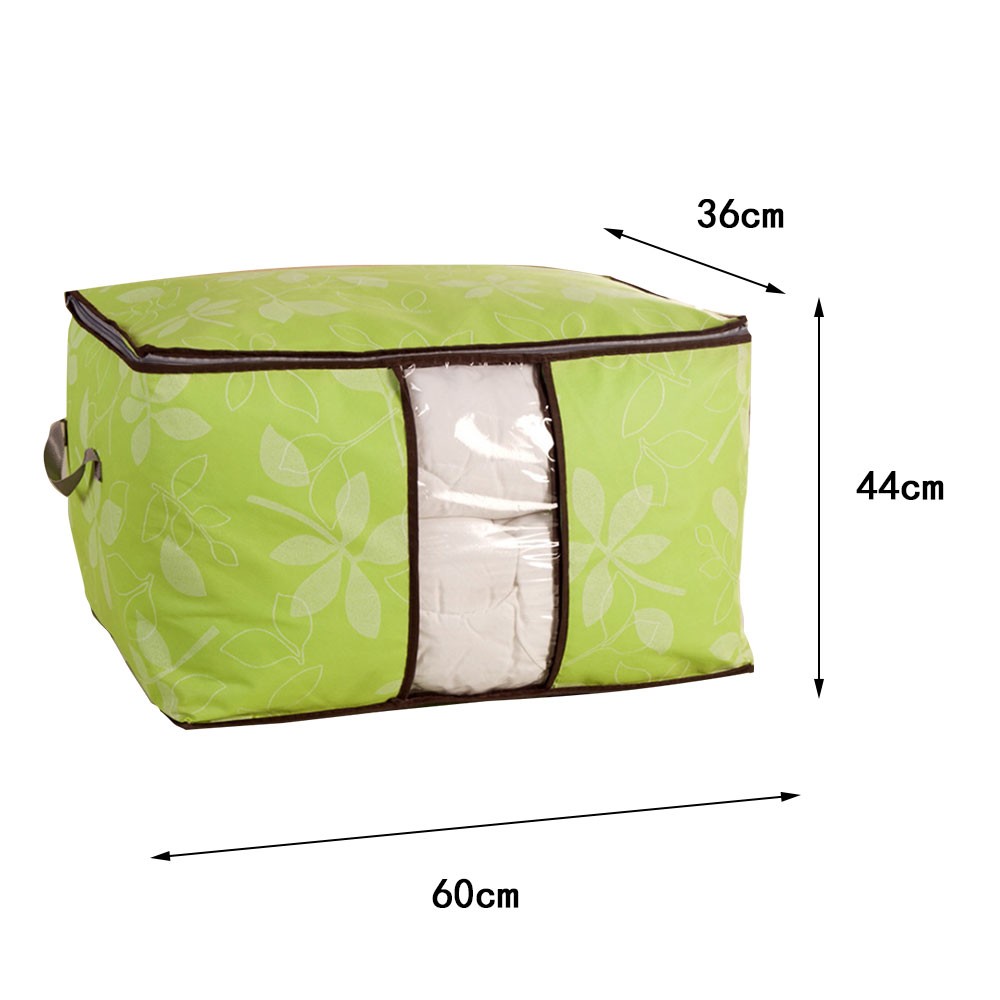 SOLEDI гардеробная сумка Стёганое одеяло из нетканого материала хозяйственная одежда багажная сумка органайзер кровать экономит термозащитное одеяло домашний гардероб