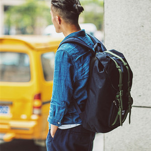 Image 5 - 8848 Brand Travel Men Backpack Waterproof Backpacks 20.6 L Large Capacity Resistant Computer Interlayer Polyester 111 006 008