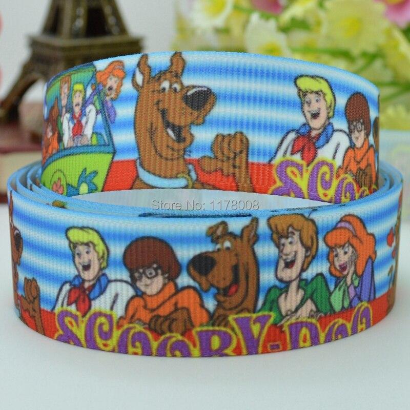 Handmade SCOOBY DOO Scooby-Doo Hairbow Hair bow