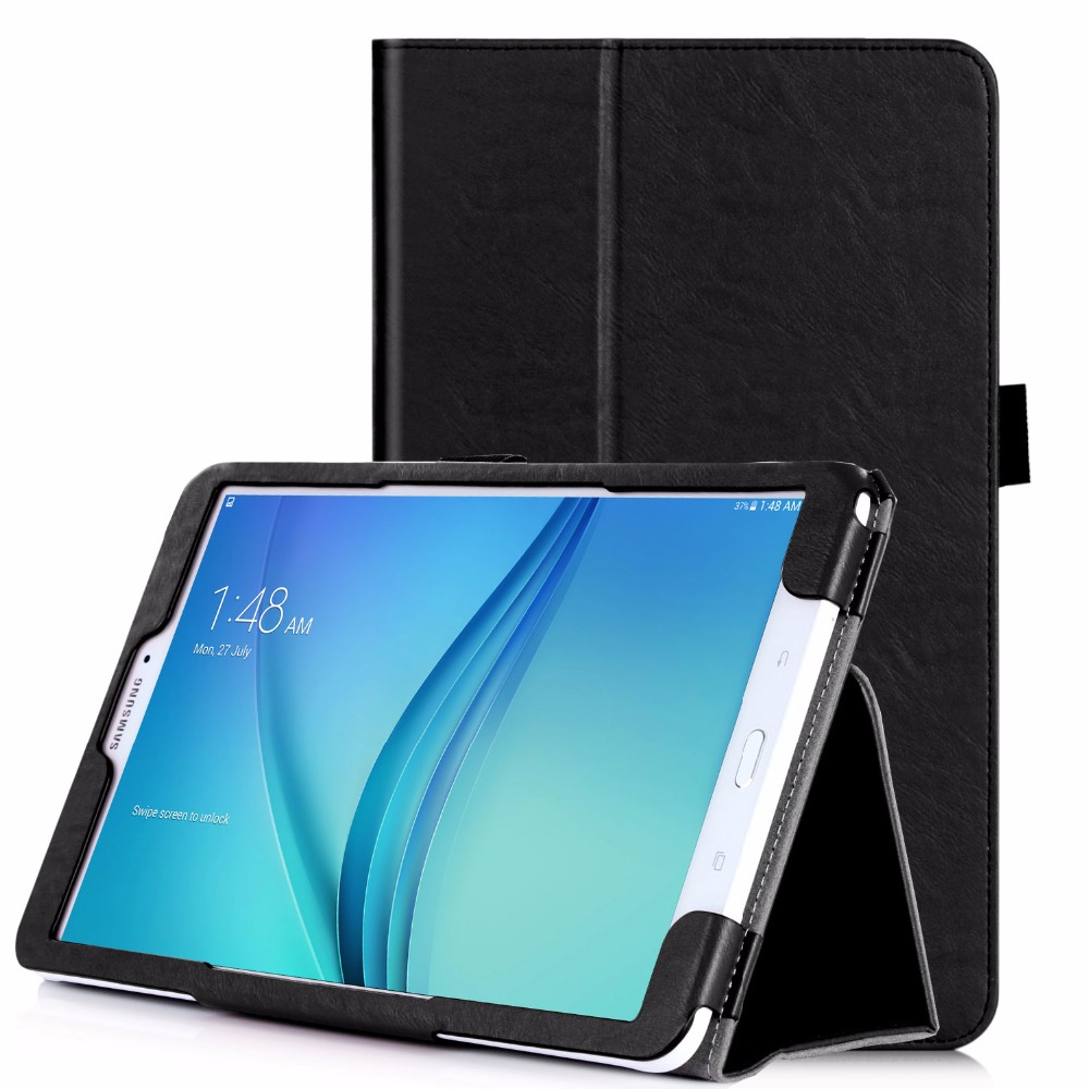 Stand Case for Samsung Galaxy Tab E 9.6, SM-T560 T561 T565 T567, iHarbort PU Leather Case smart Cover (including CA and US) планшет samsung galaxy tab e 9 6 8gb 3g black sm t561