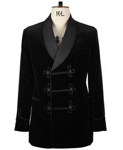 Latest Coat Pant Designs Black Velvet Smoking Jacket Men Suit Formal Slim Fit Blazer Autumn Prom Style Dinner Tailor Made Terno