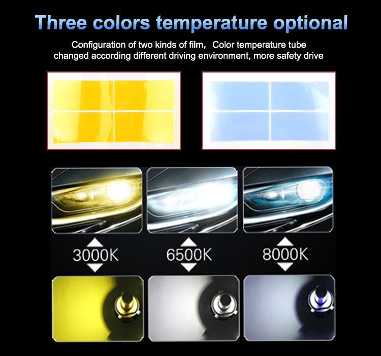 7s led headlight