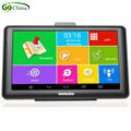 "7 ""do GPS do Android MTK8127 CPU, Quad Core Truck Car Navigator, Capacitivo IPS, Bluetooth wifi, 8G, 512 M, AV-in, Caminhão Mapa Livre Atualizado"