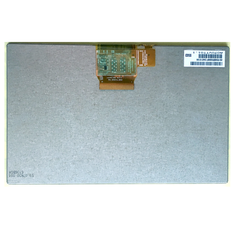 A070VTT01-1 A070VTT01. 1 AT070VTT01 LCD Displays screen A070VTT01-1 A070VTT01. 1 AT070VTT01 LCD Displays screen