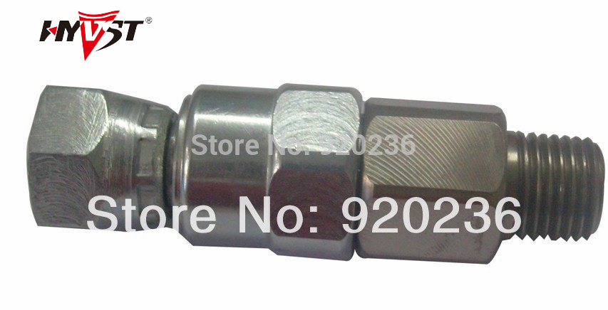 Paint sprayer parts High pressure hose swivel connector for hoses substitute parts 223341 free shippingPaint sprayer parts High pressure hose swivel connector for hoses substitute parts 223341 free shipping