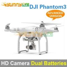DJI Phantom 3 четырехосных Флаер HD Высокой Четкости Камеры Quadcopter Расширенный Вариант с Дополнительной Батареей