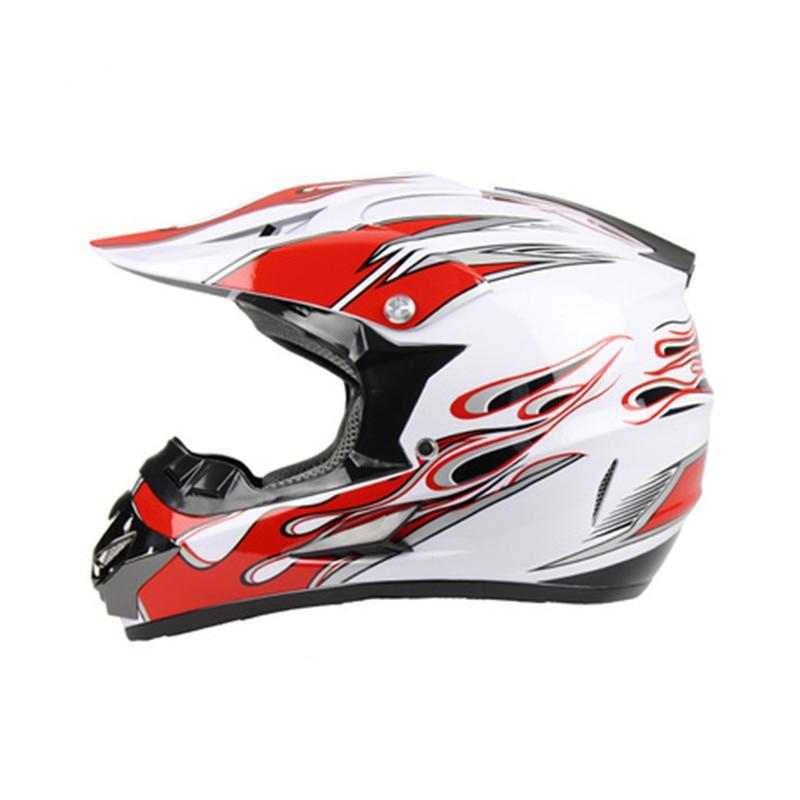 Motorcycle Helmet Atv Dirt Bike Cross Motocross Helmet Also Suitable