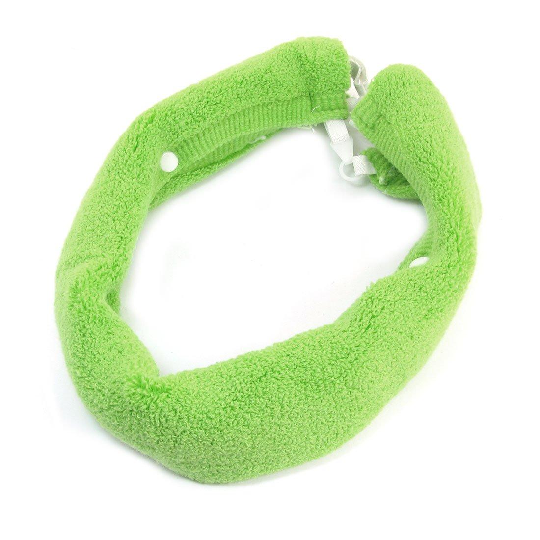 Санузел многоразовые теплые мягкие Чехлы для сиденья унитаза Коврики Pad Подушки зеленый