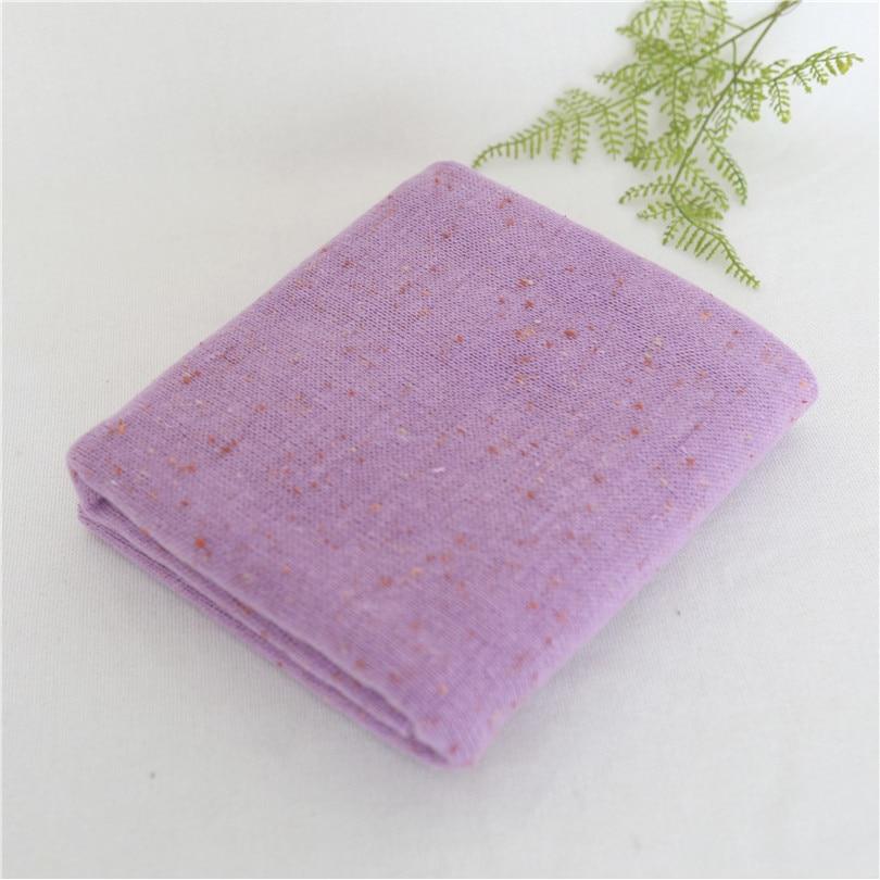 Tricoté Stretch couverture d'emballement toile de fond pouf couverture posant couche nouveau-né photographie couverture fond Blush Jersey Wrap