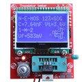 Высокое качество Подробная Информация о M328 ЖК 12864 Транзистор Тестер DIY Kit Диод Триод Емкость СОЭ LCR Метр