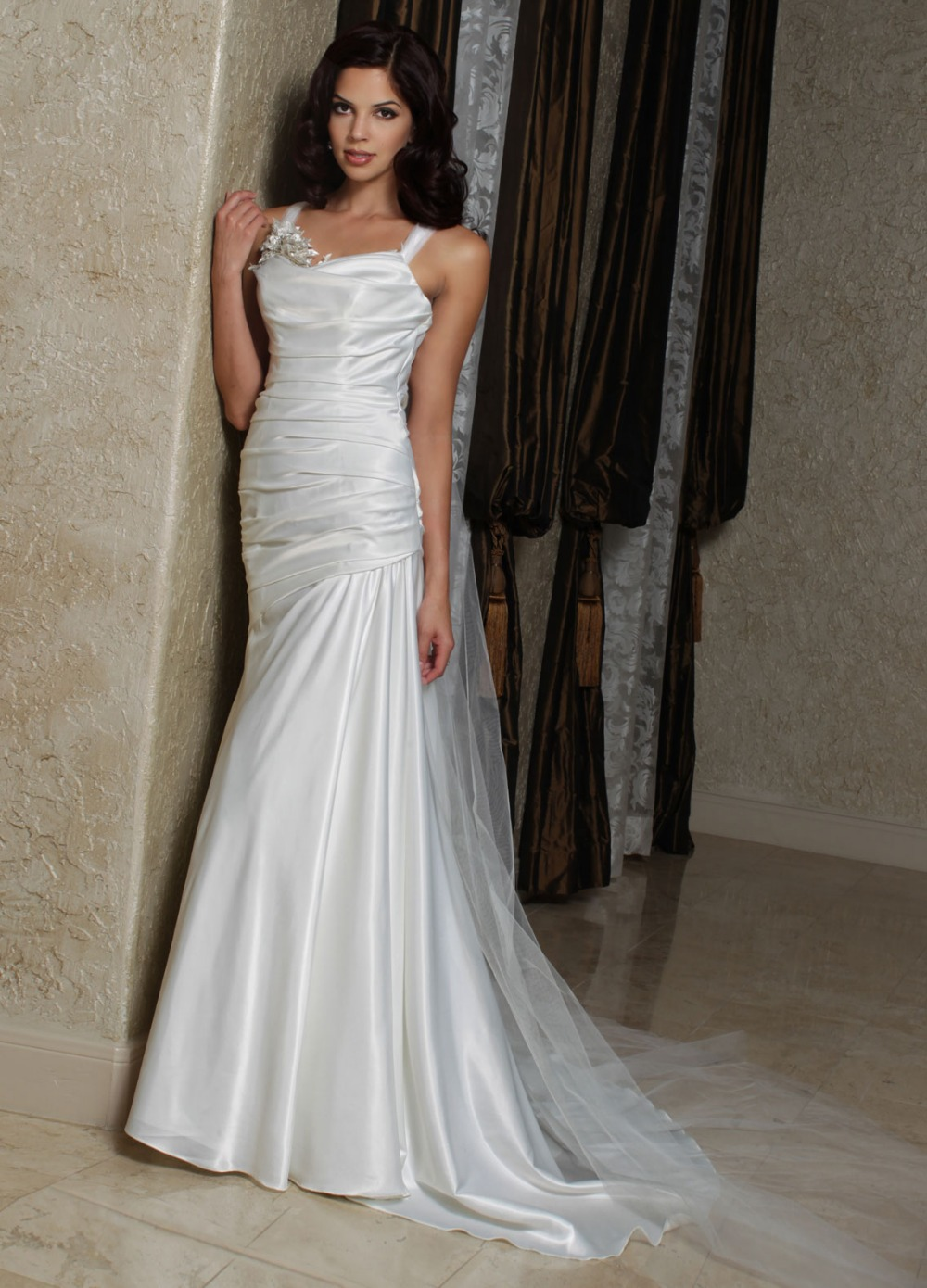 Online buy wholesale european bridal gowns from china for Wedding dresses buy online