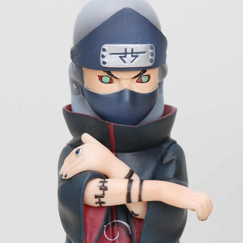 24cm Nagato Naruto Shippuden Zetsu Tobi Obito Uchiha Itachi Akatsuki Deidara Naruto Figura Anéis anel do Membro Akatsuki Cosplay