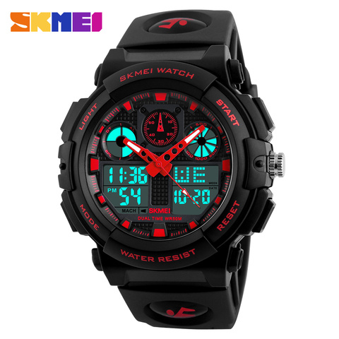 New Arrival Outdoor Sports Luxury Quartz Watch For Man Waterproof Watches Luminous Digital Fashion Men Fitness Watches Islamabad