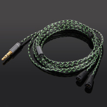 OKCSC Replacement cable for Senhaiseer ie80s ie80 ie8i ie8 18 Cores 5N OFC With Mic 3.5mm Stright L Plug