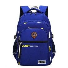 Boys&girls Schoolbags for Teenager Orthopedic Backpack Waterproof Bookbags Children Capacity Primary Escolar Mochila Infantil