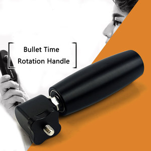 Image 5 - Bullet Time Rotation Handle Selfie Stick Bracket For Insta360 One X / Insta360 One Insta 360 VR Camera Accessories